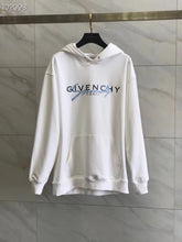 Load image into Gallery viewer, GVC EMBROIDERED HOODIE -WHITE