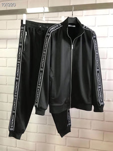 GVC STRIPED TRACKSUIT