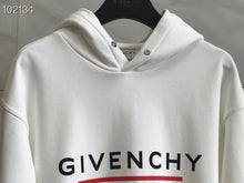Load image into Gallery viewer, GVC LOGO HOODIE - WHITE