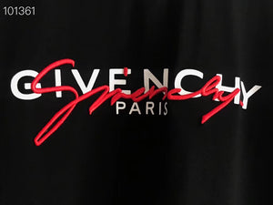 GVC RED SIGNATURE TEE