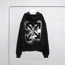 Load image into Gallery viewer, OW PAINTING ARROW HOODIE