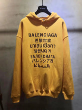 Load image into Gallery viewer, BLCG LANGUAGES HOODIE