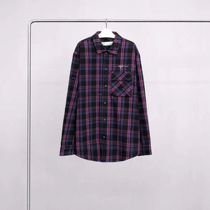 OW POCKET FLANNEL SHIRT