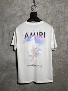 AMRI RAINBOW DOVE TEE