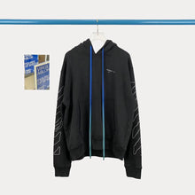 Load image into Gallery viewer, OW EMBROIDERY ARROW HOODIE