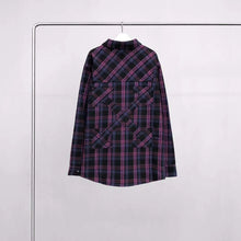 Load image into Gallery viewer, OW POCKET FLANNEL SHIRT