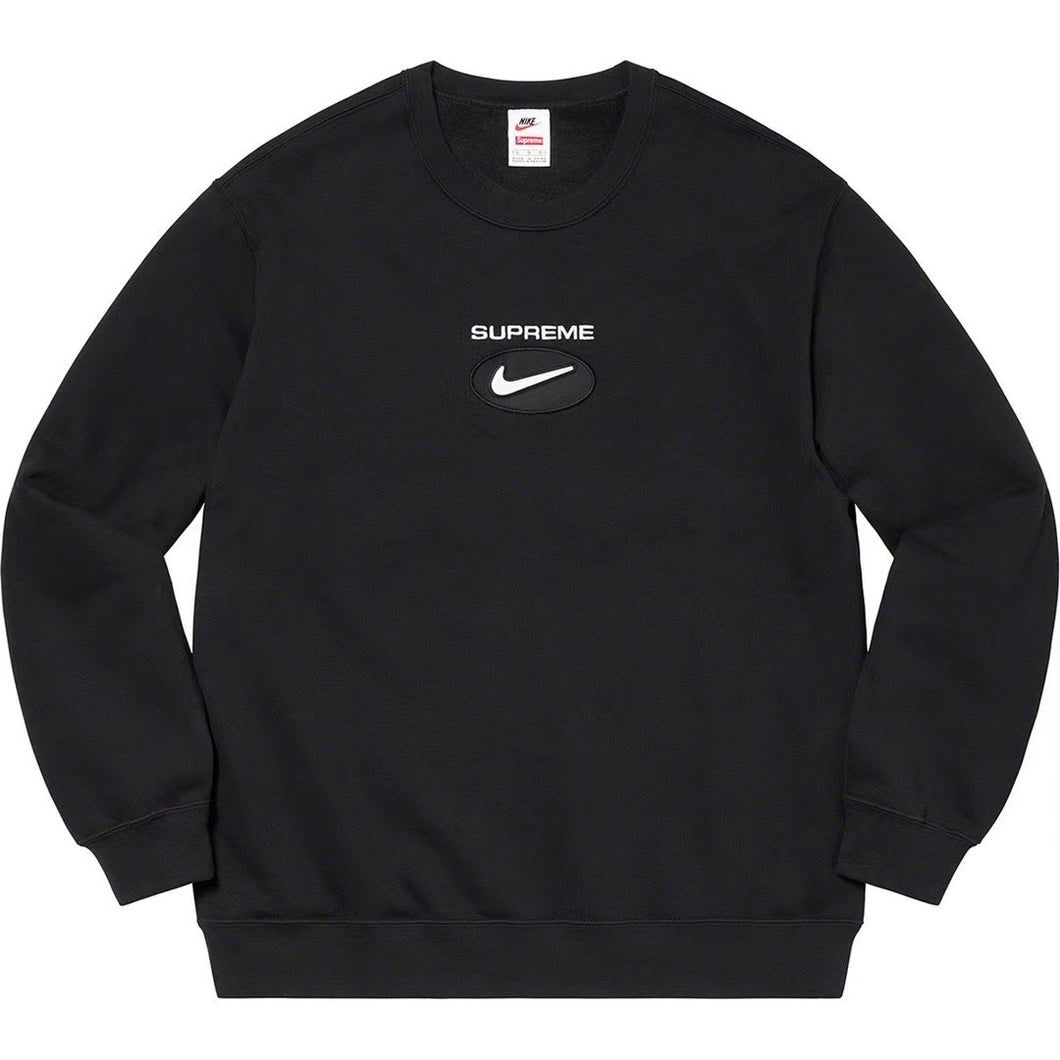 SUP & NIKE JEWEL CREWNECK
