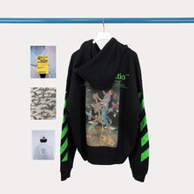 Load image into Gallery viewer, OW GOLDEN RATIO HOODIE