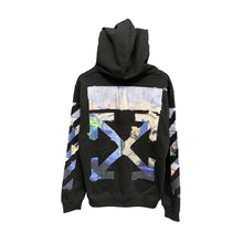 Load image into Gallery viewer, OW OIL PRINT ZIPPER JACKET