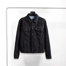 Load image into Gallery viewer, OW ARROW DENIM JACKET