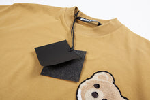 Load image into Gallery viewer, SUP & PALM ANGLES BEAR TEE - YELLOW