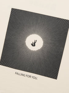 RD FALLING FOR YOU TEE