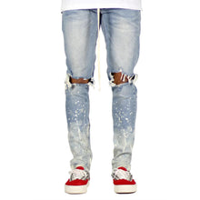 Load image into Gallery viewer, SPLASH DENIM - BLUE