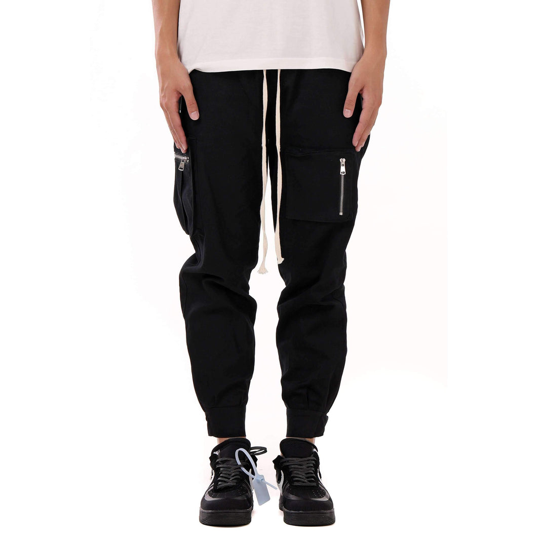TACTICAL PANTS V2 - BLACK