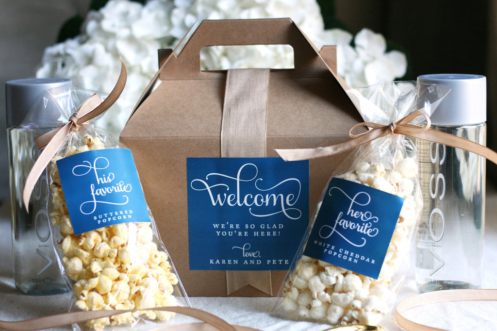 Create your dream welcome box