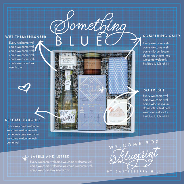 Something blue blueprint