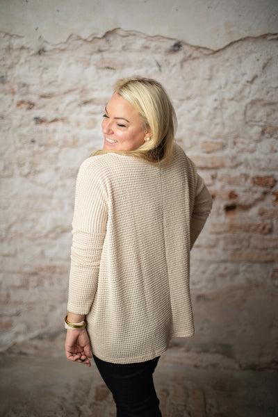 Shelby Long Sleeve Summer Sweater