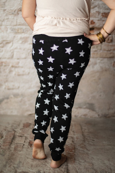 Midnight Star Joggers