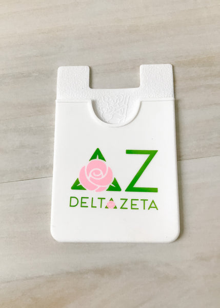 Sorority Retro Phone Wallet