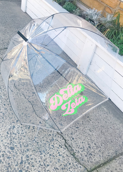 Sorority Umbrella