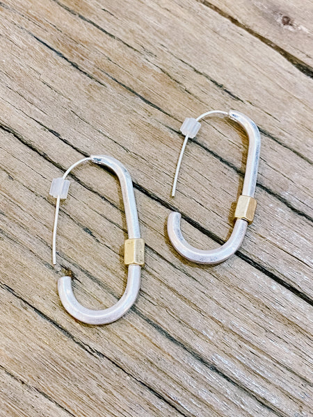 Tamara Loop Earrings