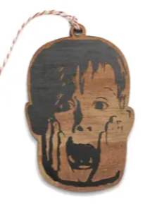 Macaulay Culkin Ornament