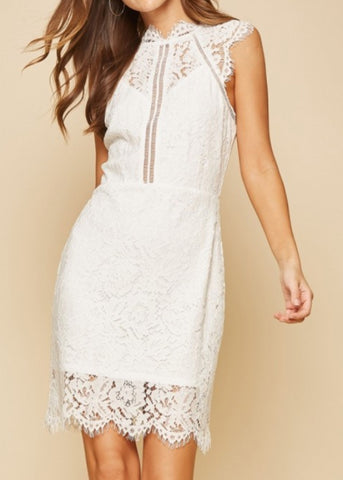 Sara Lace Dress