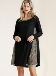 Tucker Waffle Knit Dress