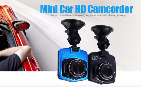 Dash Cam!   - Choice of  Colors & Memory Cards