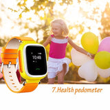 GPS Tracker Watch- Keep Your Kids SAFE! -with SOS Button & Many Features!