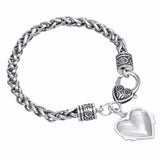 FREE - Nurse Pendant Rhinestone Heart Bracelet (3 Colors to Choose from)