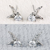 Elegant Angel Wings Earrings - Bonus OFFER of FREE Shipping!!