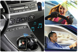 Handfree Car Bluetooth Music Receiver Universal Streaming