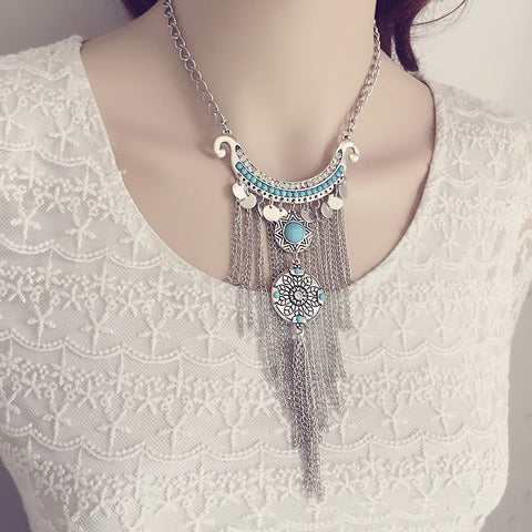 Free- Bohemian Style Necklaces - 5 Awesome Styles to Choose from!