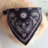 Adjustable Bandana for Cats & Dogs -  (S,M,L, & XL Sizes)  & Many Colors to choose from!