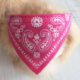 FREE - Adjustable Bandana for Cats & Dogs -  (S,M,L, & XL Sizes)  & Many Colors to choose from!