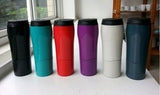Space Cup!  It Won't Tip & Fall Suction Mug!  - Great for Coffee, Tea, & Any Beverages