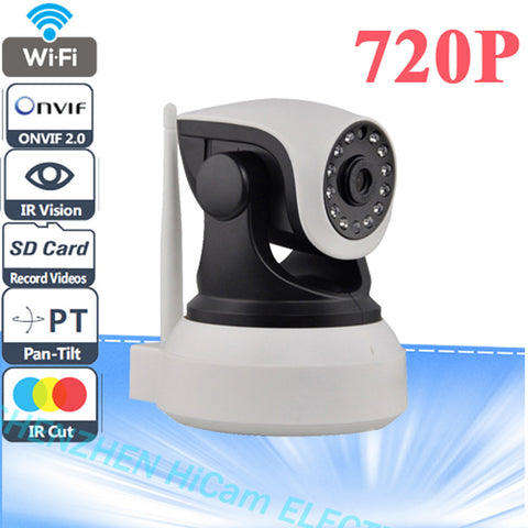 High Quality Security Camera - Check on your home while away!