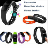 Fit Tracker - Bluetooth Fitness Monitor Smartband