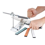 Knife SharpenerPro III  Professional Knife  Sharpening System - 2 Styles to Choose From