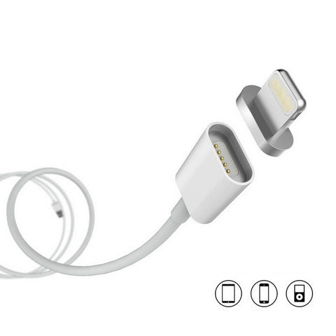 Amazing Magnetic  2.4A Micro USB Charger Cable -  For iPhone 5/5s/6/6s/6 Plus Samsung, LG,Android Phone