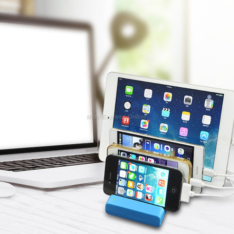 ... Mobile Phone/ Tablet Charging Docking Station   4 USB Charging  Locations ...