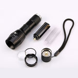 Extra Bright LED Tactical Flashlight ( 3000 Lm)  - BONUS FREE Shipping