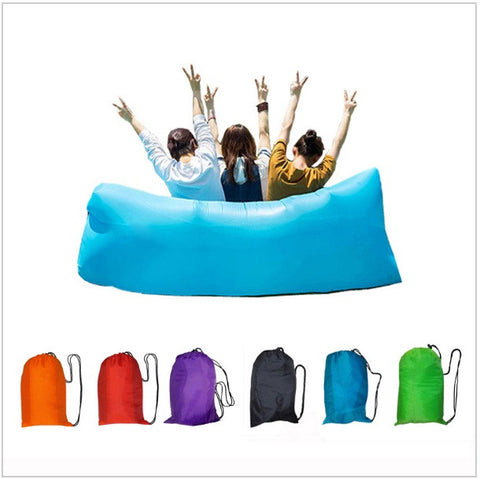 Lazy BAG! - Inflatable Air Sofa - Use Indoor or Outdoor