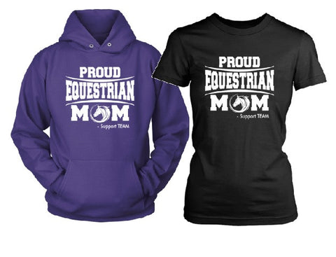 Proud Equestrian Mom - Click to View More