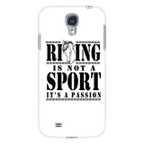 Riding is a Passion - Phone Cases (Iphone & Samsung)