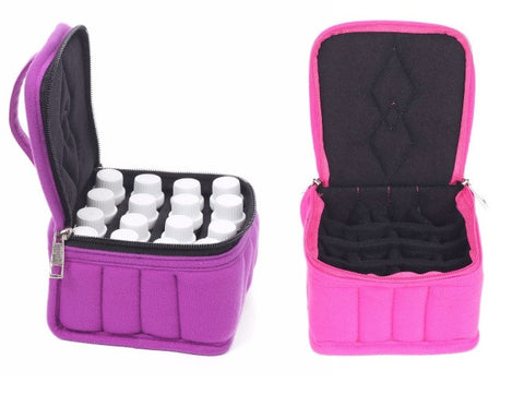 Essential Oil Carrying Case - 2 colors