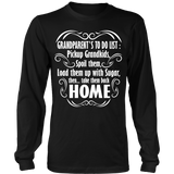GrandParent's To Do List  (Shirts & Hoodies)