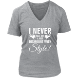 Women's Never Fall Off T-shirts & Tanks  - Click to View More