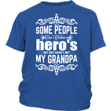 Hero's  (My Grandpa) Shirt & Hoodies - Click to view more